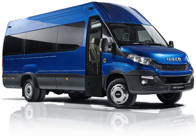 Minibusy Iveco New Daily