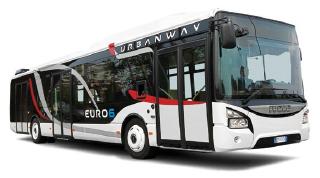 Urbanway 10 m - Cursor 8 CNG EURO VI