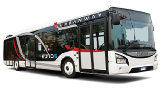 Urbanway 12 m - Cursor 8 CNG EURO VI