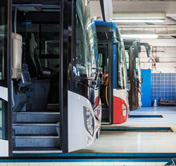 Servis autobusů