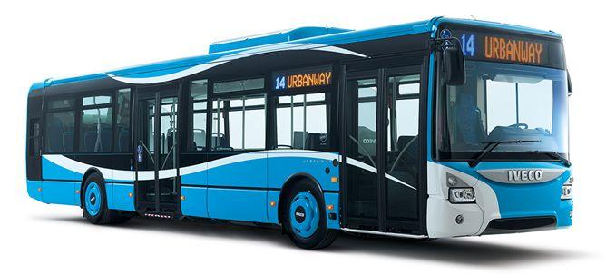 URBANWAY city bus